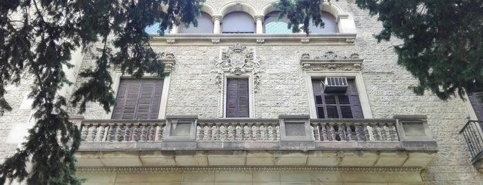 Fundació Julio Muñoz Ramonet is one of Barcelona | Cultura e Arquitetura.