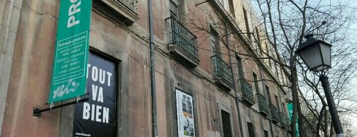 Tabacalera  Promoción del Arte is one of Rafael 님이 저장한 장소.