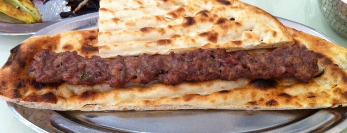 Malatya zırh kebabı is one of Yemek.