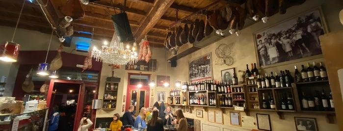 La Prosciutteria is one of Milan Eats.