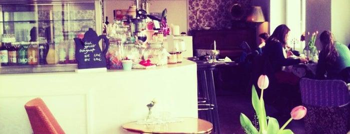 Le Johann Rose Café is one of Wir lieben Cafés | Berlin.