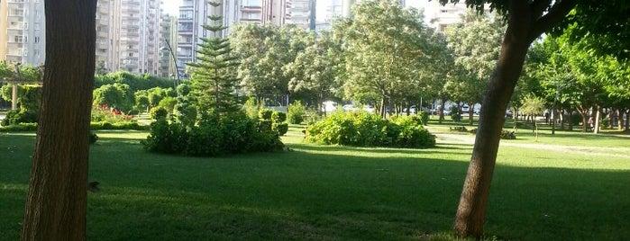 Cumhuriyet Parkı is one of Locais curtidos por Şems.
