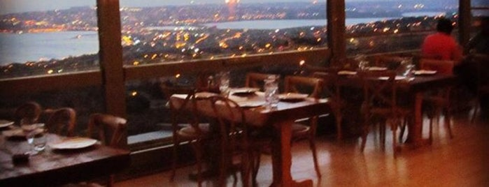 Meatlounge Steakhouse is one of Istanbul.