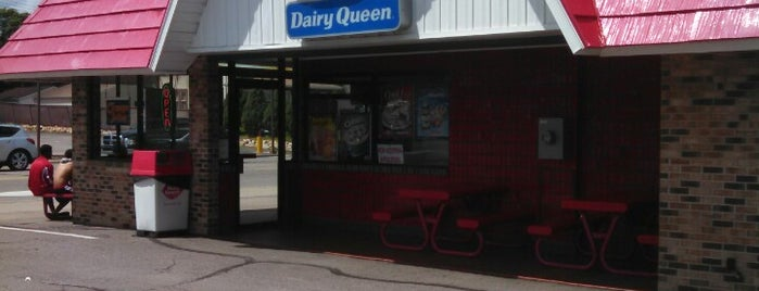 Dairy Queen is one of Posti che sono piaciuti a Kimberly.