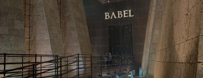 BABEL is one of Tempat yang Disimpan Dmitry.