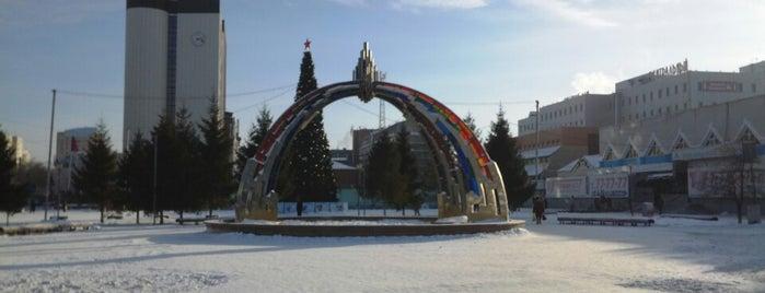 Площадь Единства и Согласия is one of Alexander 님이 좋아한 장소.