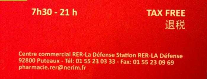 Pharmacie du RER - Boticinal is one of Pharmacies.