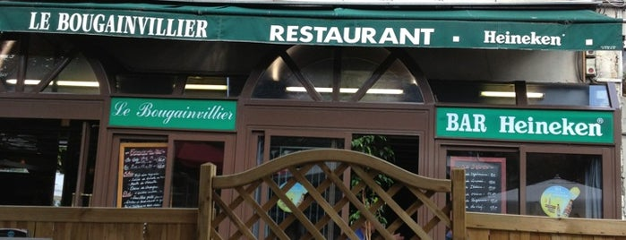 Le Bougainvillier is one of RestO.
