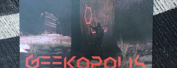 Geekopolis is one of ENJOY ! (2).