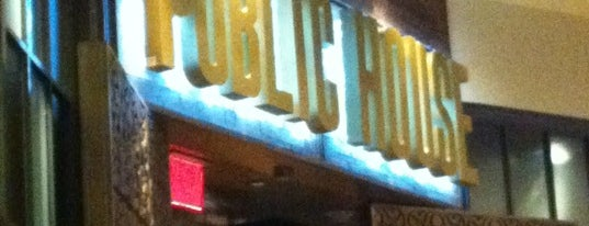 Public House is one of Eating Las Vegas: 50 Essential Restaurants 2013.