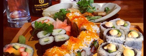 Sushi Inn is one of Charmaine: сохраненные места.
