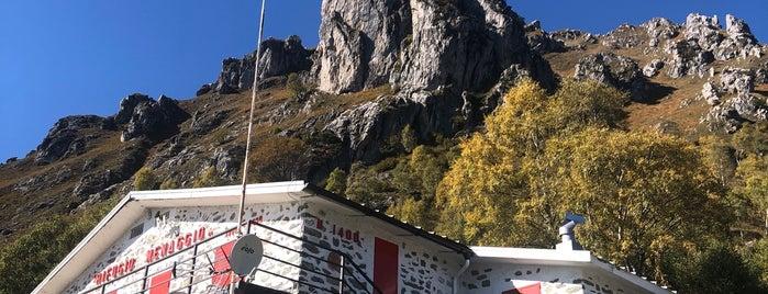 Rifugio Menaggio is one of Lago Di Como.