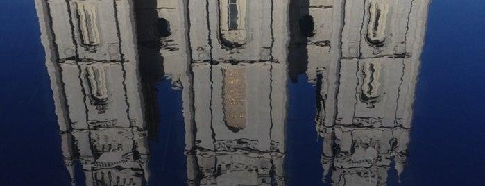 Reflecting Pool is one of Utah.