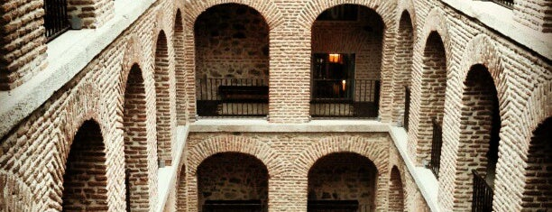 Hotel Parador de La Granja is one of Tapas.