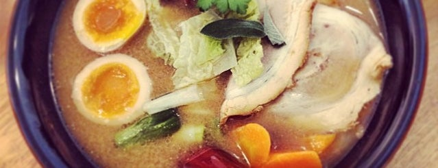 Zazà Ramen is one of MILANO EAT & SHOP.