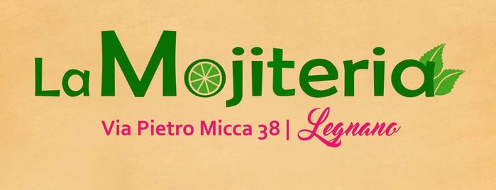 La Mojiteria is one of SS33 del Sempione.