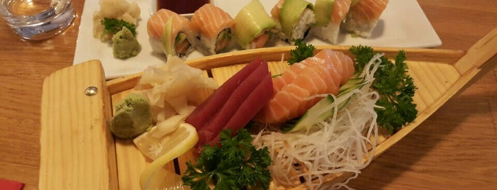 Miyabi Sushi is one of IST.