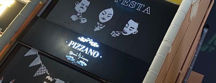 Pizzano is one of Queen 님이 저장한 장소.