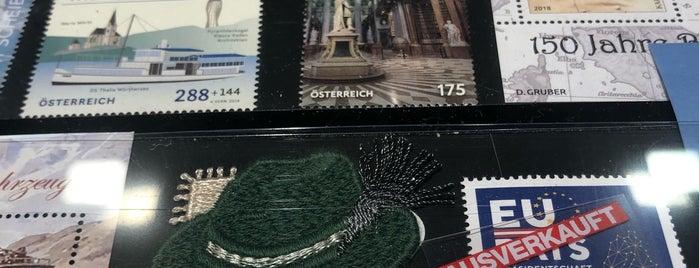 Postamt 1150 is one of Vienna.