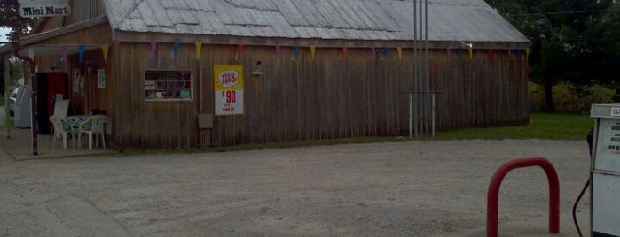 Pilot View Mini Mart is one of Lugares guardados de John.