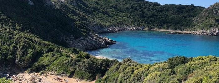 Porto Timoni is one of Corfu.