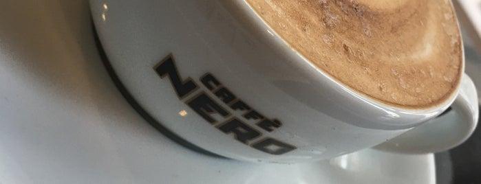 Caffè Nero is one of Orte, die PNR gefallen.