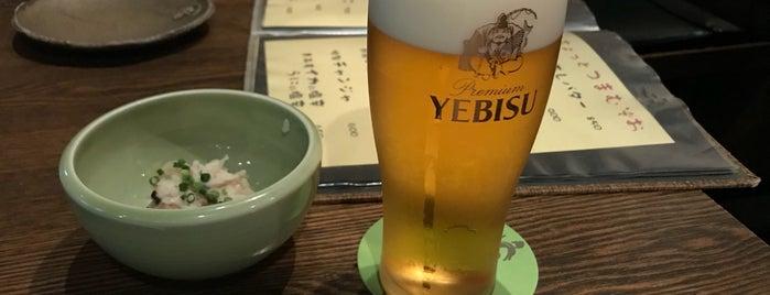 乃木坂 うまいぞお is one of Favorite Food.