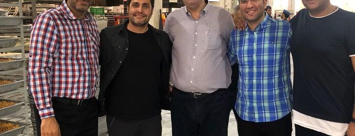 Haj Khalifeh Rahbar Confectionary | شیرینیسازی حاج خلیفه رهبر is one of Yazd.