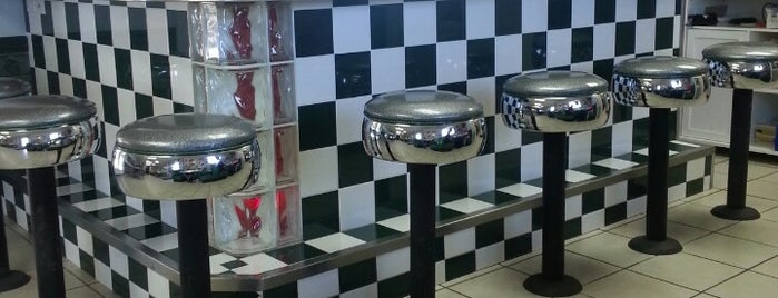50s Diner Backseat Bar is one of azz azz azz.