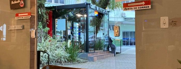 Café da Praça is one of Café Blumenau.