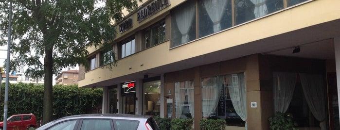 Hotel Nord Florence is one of Rezan 님이 저장한 장소.
