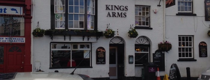 The Kings Arms is one of Posti che sono piaciuti a Carl.
