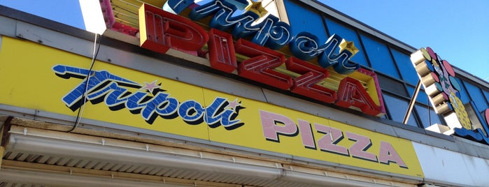 Tripoli Pizza is one of Pizza Time: Boston.