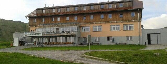 Horský Hotel Kráľova Studňa is one of Turistické chaty SK, CZ, PL.