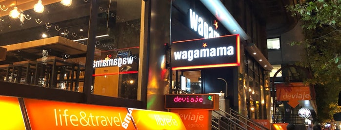 wagamama serrano is one of To Try.