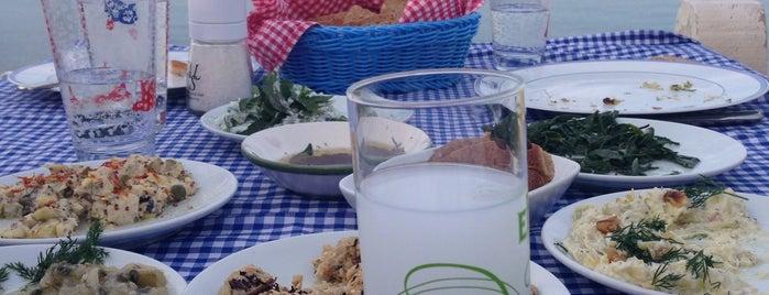 Lipsos Ata'nın Yeri is one of ÇEŞME-ALAÇATI GUIDE.