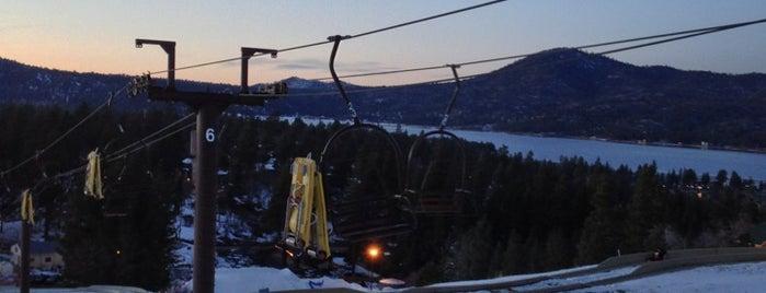 Alpine Slide At Magic Mountain is one of Big Bear Lake (Anti-Zombie Survival).