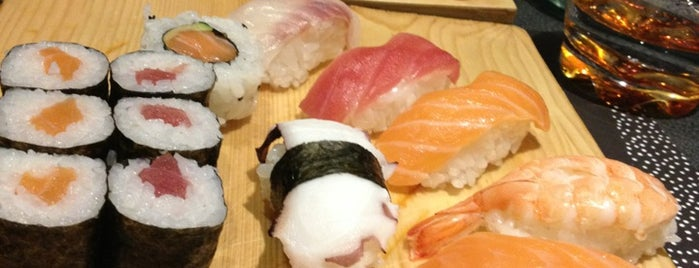 Konami Cinese/Japanese Restaurant is one of visitaMI.