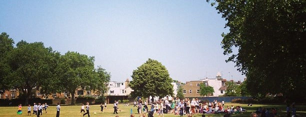 South Park (Fulham) is one of Must-visit Great Outdoors in London.