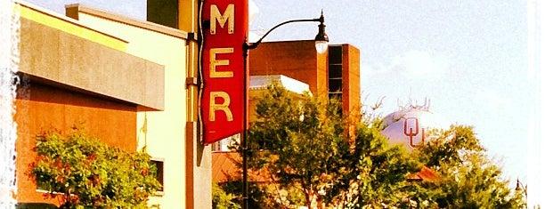 Campus Corner is one of Best of OKC Metro Area.