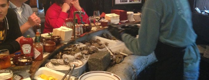 Union Oyster House is one of ShuckerPaddy's Oyster Bars.