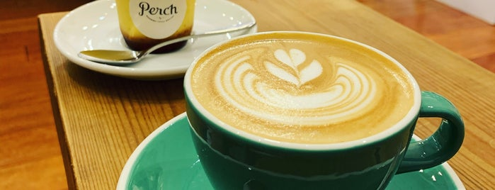 Perch by Woodberry Coffee Roasters is one of Tokyo.