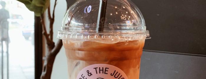 JOE & THE JUICE is one of Singapore 🐉.