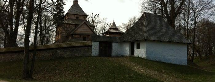 Cerkiew św. Paraskewy w Radrużu is one of UNESCO World Heritage Sites in Eastern Europe.