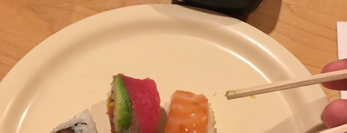 Sushi Chalet is one of Rockville.