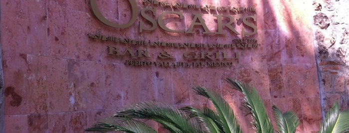 Oscar's is one of Puerto Vallarta.