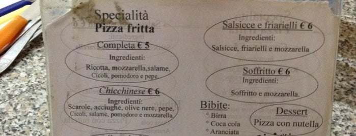 Antica Pizzeria de' Figliole is one of Viaggio in Italia 2019 - Napoli.