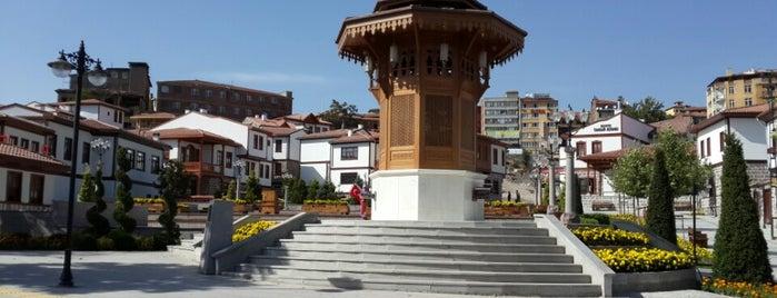Hamamönü Ankara Somut Olmayan Kültürel Miras Müzesi is one of Tempat yang Disukai Seda.