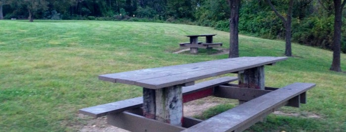Blue Marsh Lake Park is one of Tempat yang Disukai Chrissy.