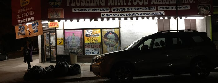 Flushing Food Market is one of Montanaさんのお気に入りスポット.